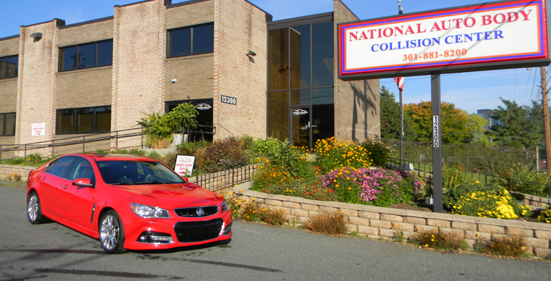 National Auto Body Rockville MD