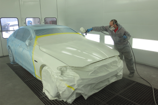 autobody painting Rockville MD