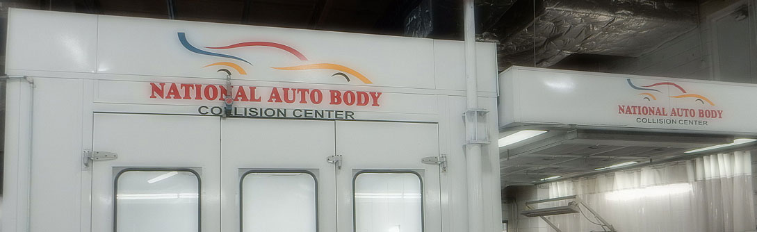 Rockville MD autobody paint services