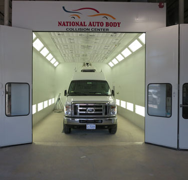 autobody paint shop