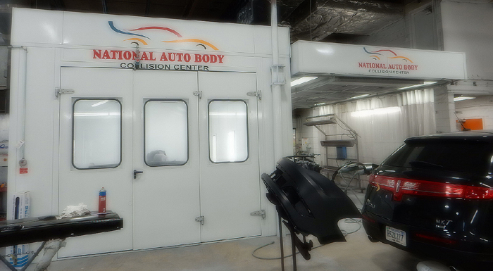 Auto Body Paint Shop Rockville MD