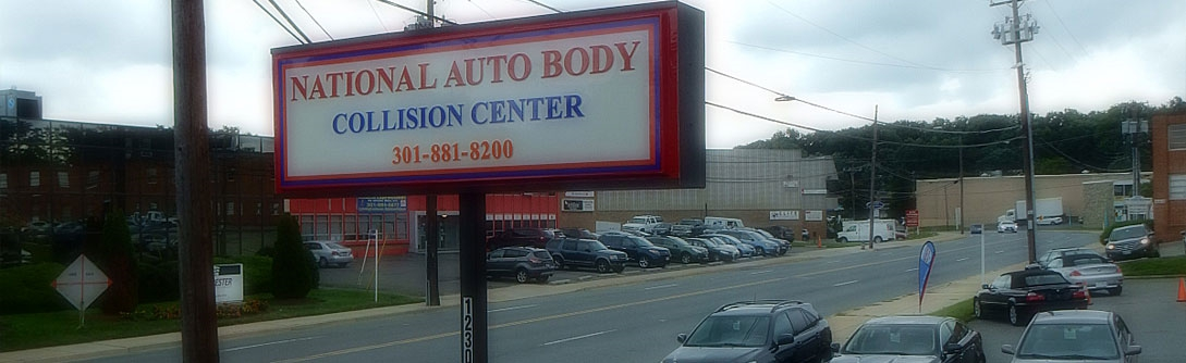 Collision Repairs Rockville MD